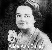 Alice A Bailey